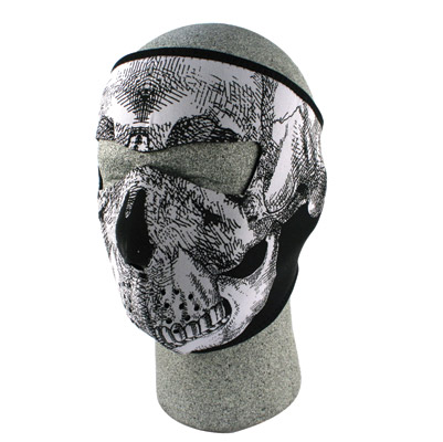ZAN headgear Skeleton Face Mask