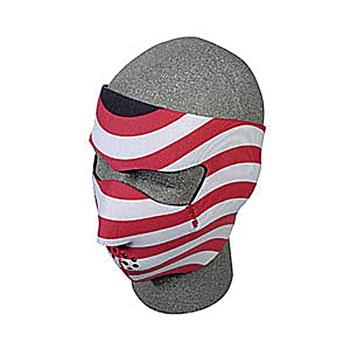 Zan USA Flag Face Mask