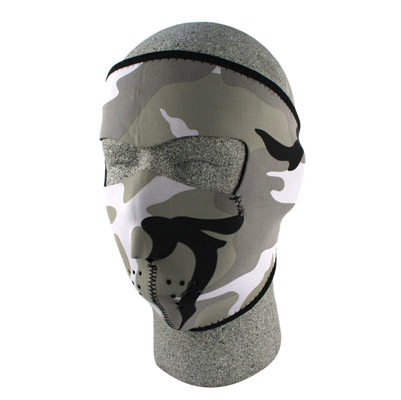ZAN headgear Urban Camo Face Mask