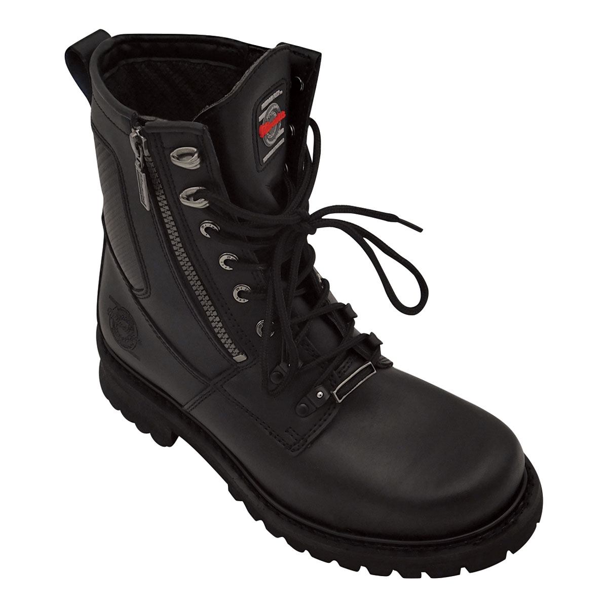 Milwaukee Motorcycle Clothing Co. Men's Trooper Boots | 117-264 ...