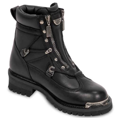 Milwaukee Motorcycle Clothing Co. Women's Throttle Boots