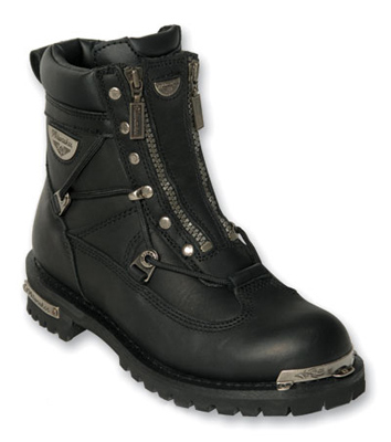 Milwaukee Motorcycle Clothing Co. Men's Throttle Boots
