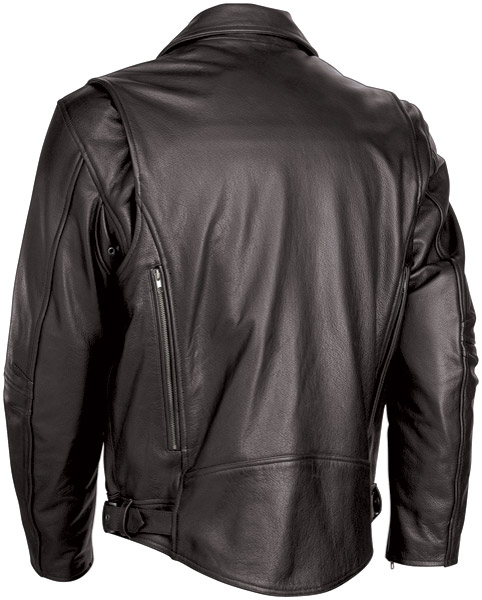 River Road Men's Caliber Leather Jacket