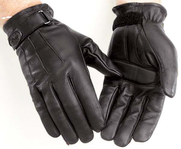 River Road Men's Laredo Leather Gloves