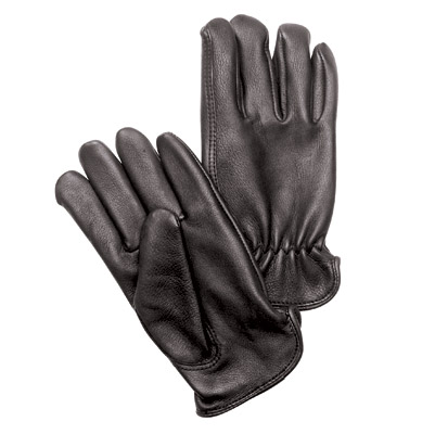 J&P Cycles Unlined Deerskin Riding Gloves