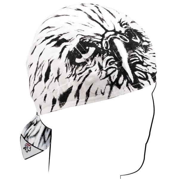 ZAN headgear Road Hog Airbrushed Eagle Flydanna