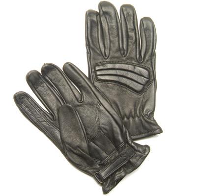 J&P Cycles® Deerskin Cruiser Gloves