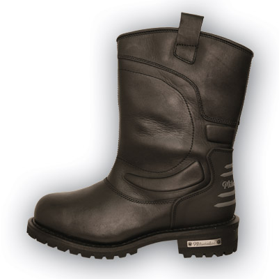 Milwaukee Motorcycle Clothing Co. Deluxe Engineer Boots