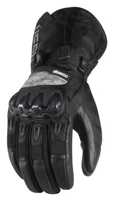 ICON Patrol Waterproof Gloves