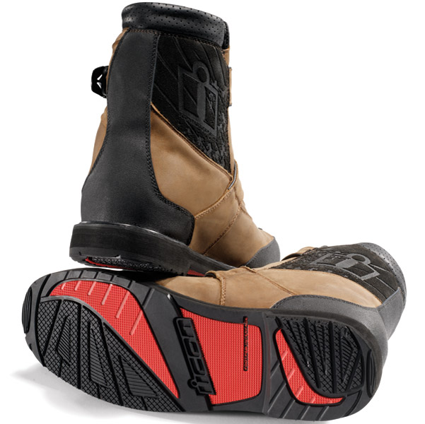 ICON Patrol Waterproof Boots