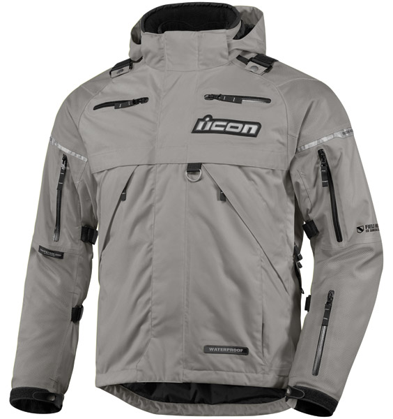 ICON Patrol Waterproof Jacket