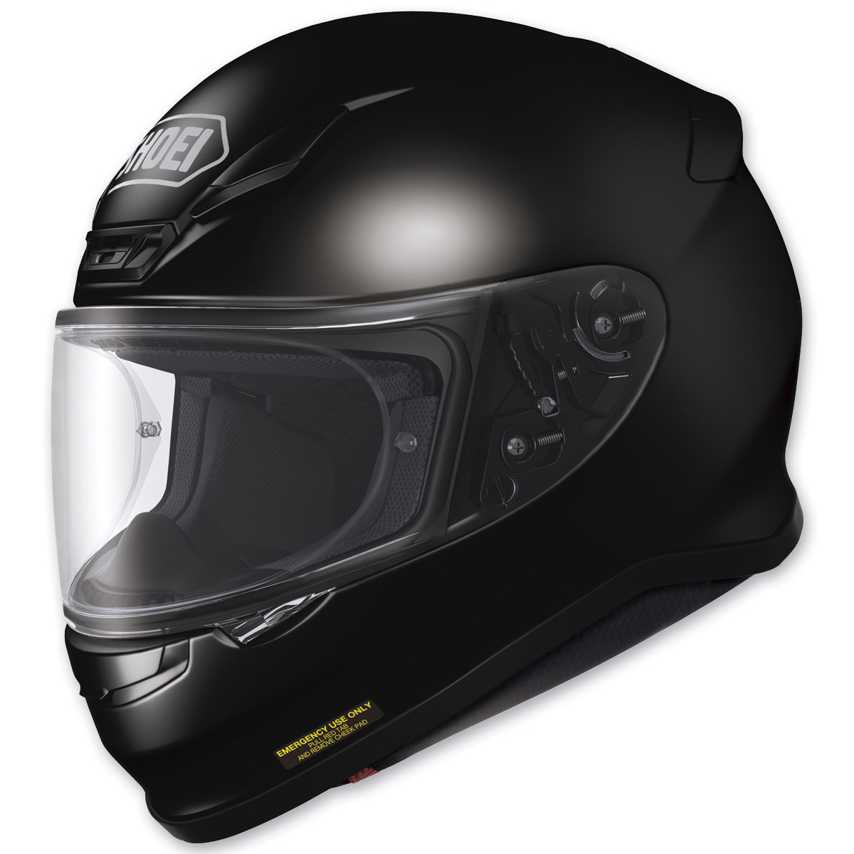 Shoei RF-1200 Black Full Face Helmet