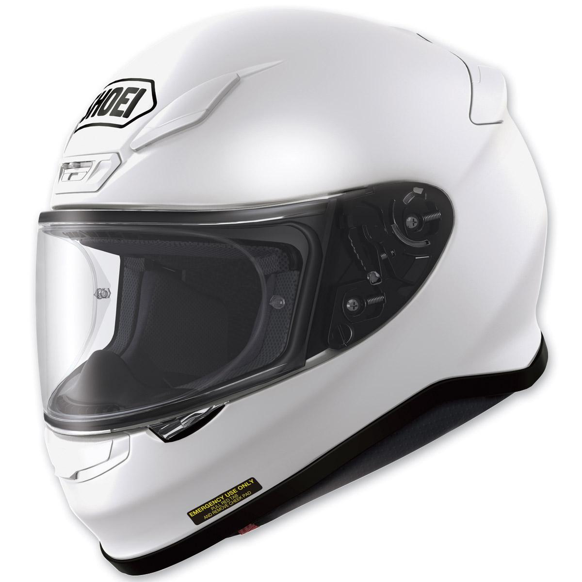 Shoei RF-1200 White Full Face Helmet