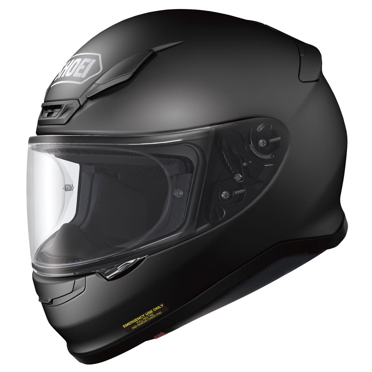 Shoei RF-1200 Matte Black Full Face Helmet