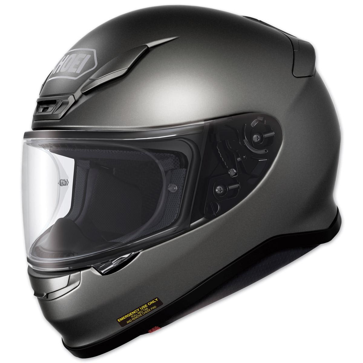 Shoei RF-1200 Anthracite Metallic Full Face Helmet