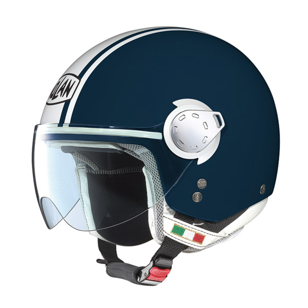 Nolan N20 City Metal Navy/White Jet Helmet