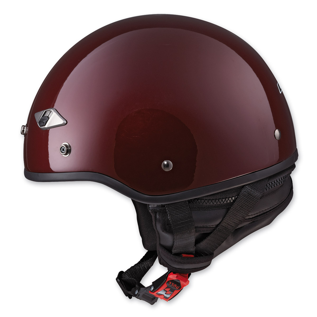 LS2 HH568 Wineberry Half Helmet