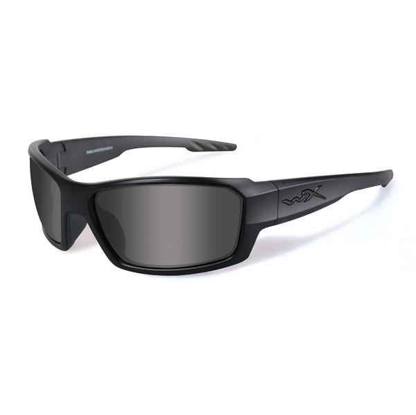Wiley X Rebel Active Series Matte Black Sunglasses
