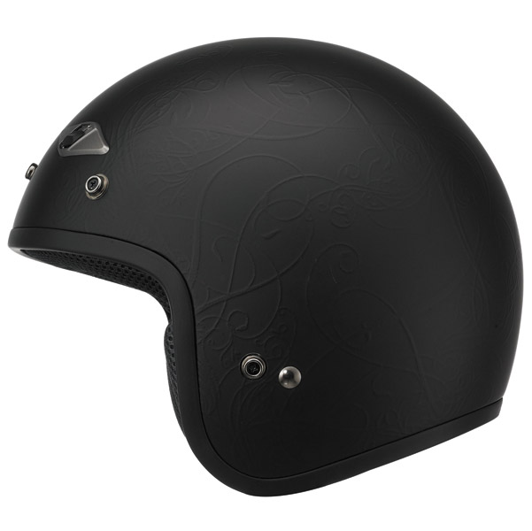 LS2 OF567 Suzie Matte Black Helmet