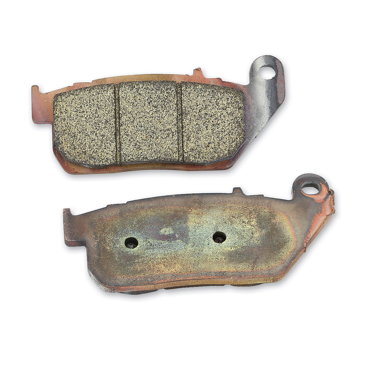 Milwaukee Twins Front Sintered Brake Pads
