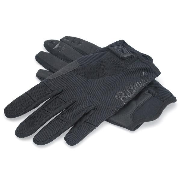 Biltwell Inc. Black Moto Gloves