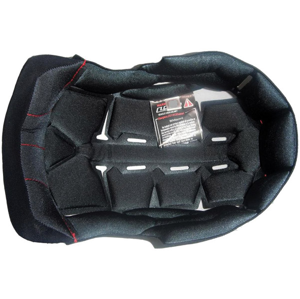 LS2 FF385 CR1 Helmet Liner
