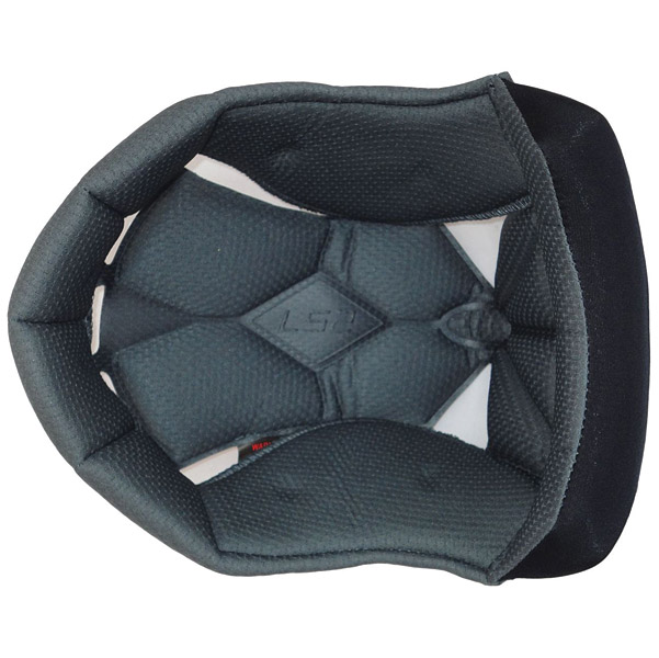 LS2 FF396 CR1 Helmet Liner