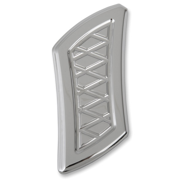 Eddie Trotta Designs Rolex Chrome Brake Pedal Covers