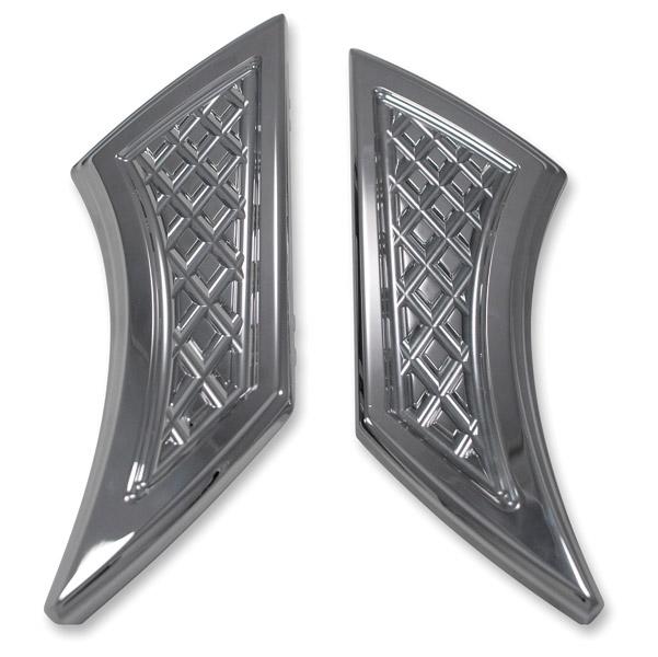 Eddie Trotta Designs Rolex Chrome Driver Floorboards