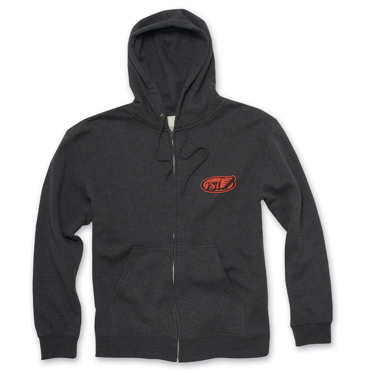 Roland Sands Design Cafe Wing Full Zip Hoodie
