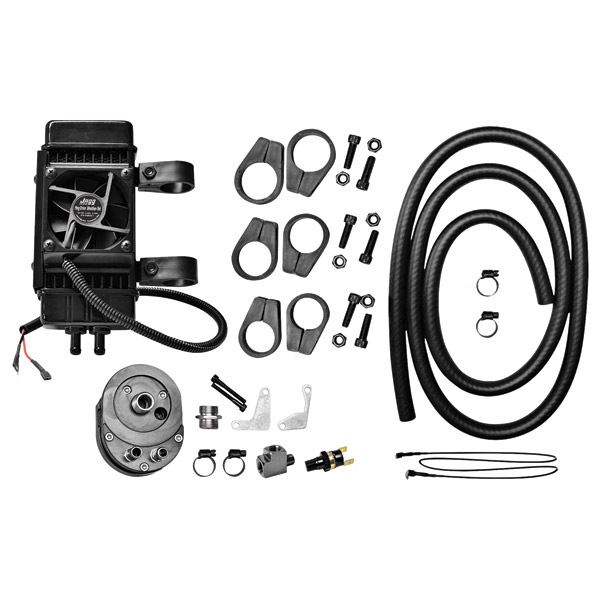 Jagg Fan-Assisted Oil Cooler Kits