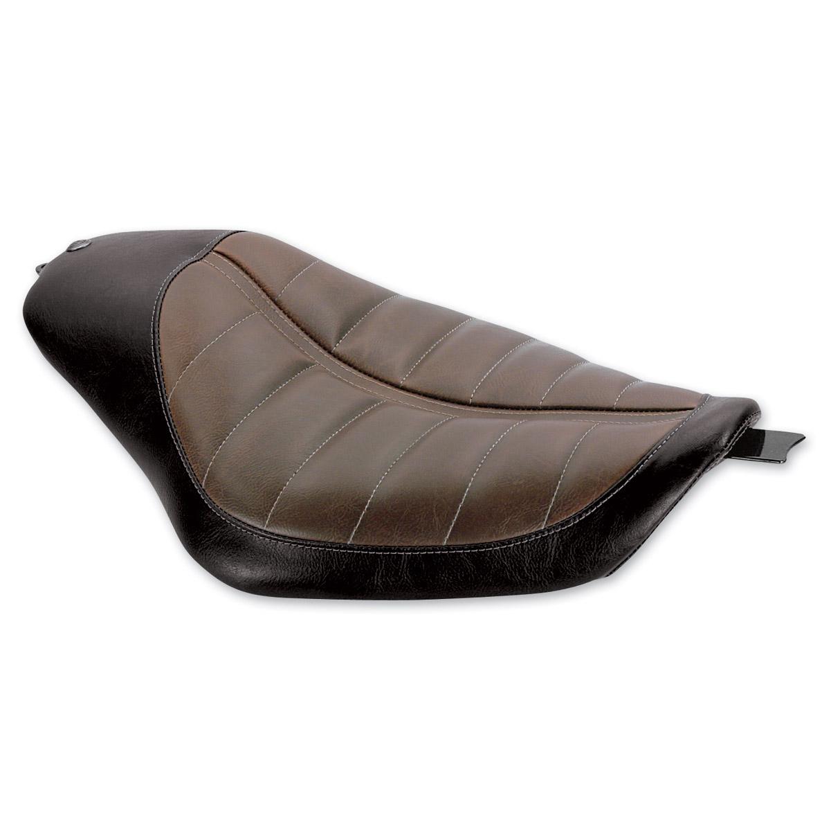 Roland Sands Design Bob Job Brown Enzo Solo Seat