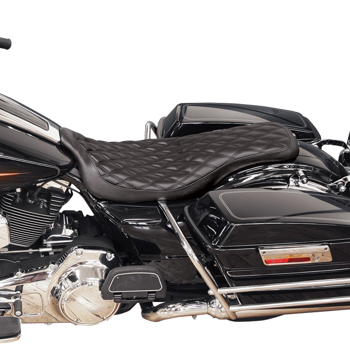 Roland Sands Design Flatout Boss Seat