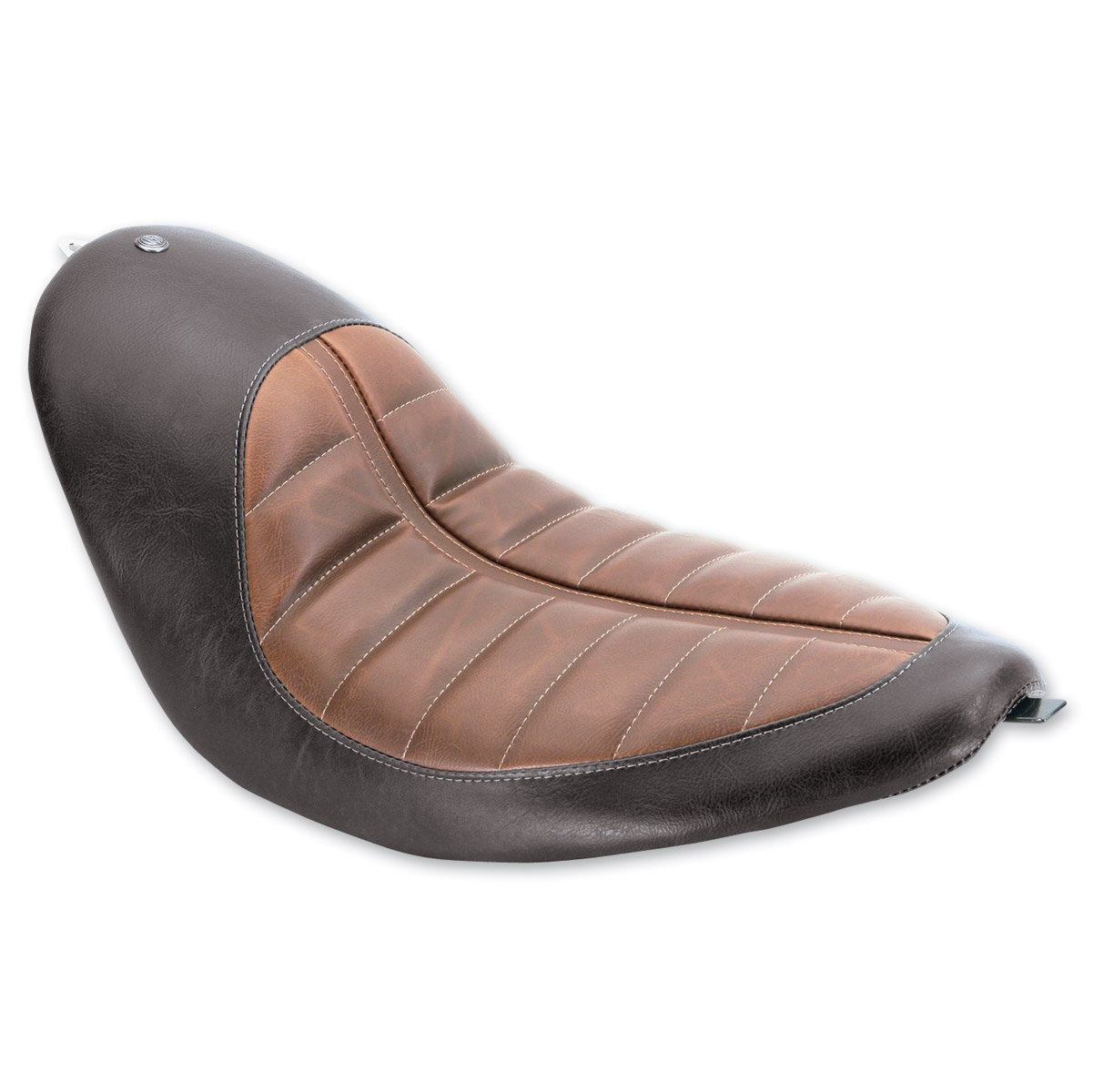 Roland Sands Design 200mm Tracker Fender Brown Enzo Solo Seat