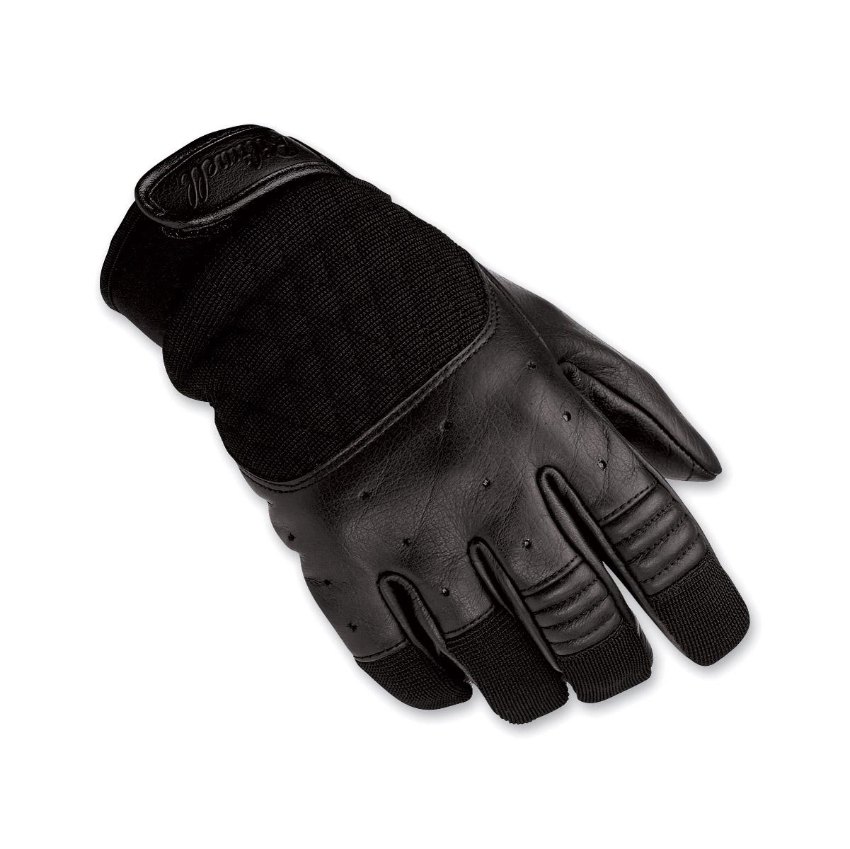 Biltwell Inc. Men's Black Bantam Gloves