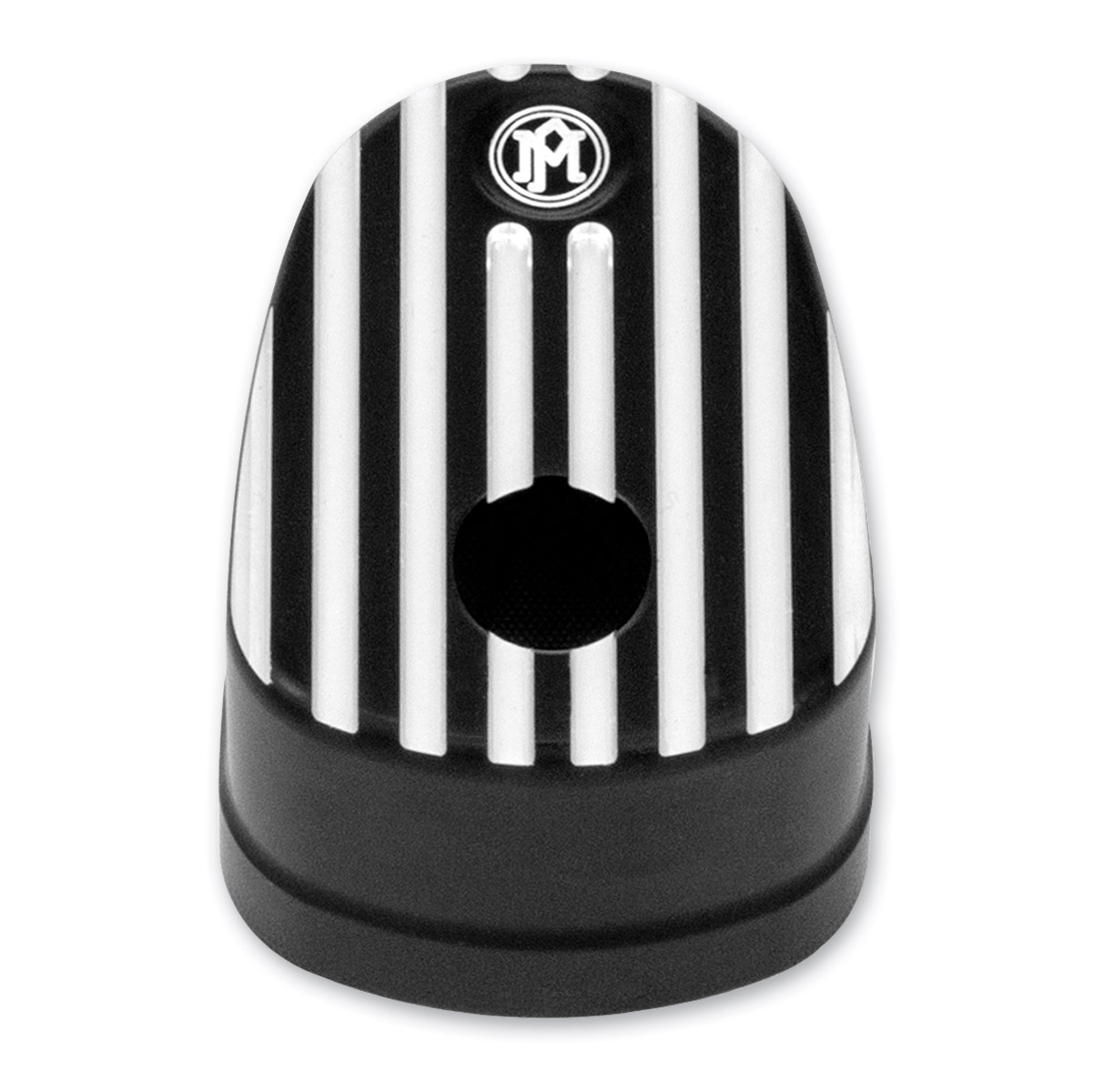 Performance Machine Black Grill Ignition Switch Cover