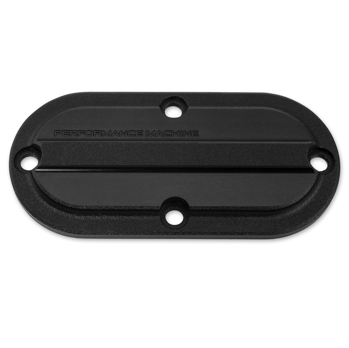 Performance Machine Drive Black Ops Inspection Cover