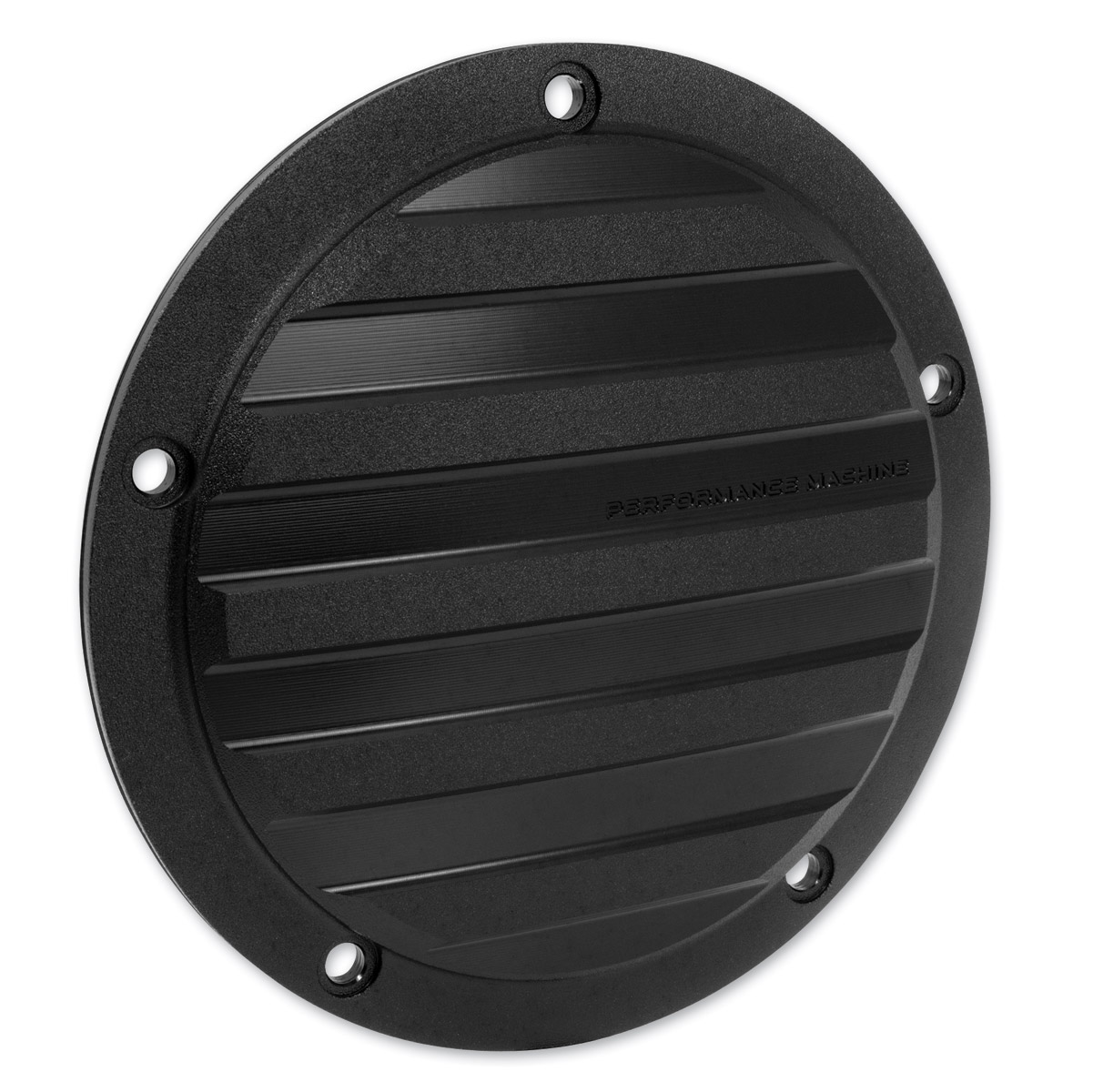 Performance Machine Drive Derby Cover Black Ops