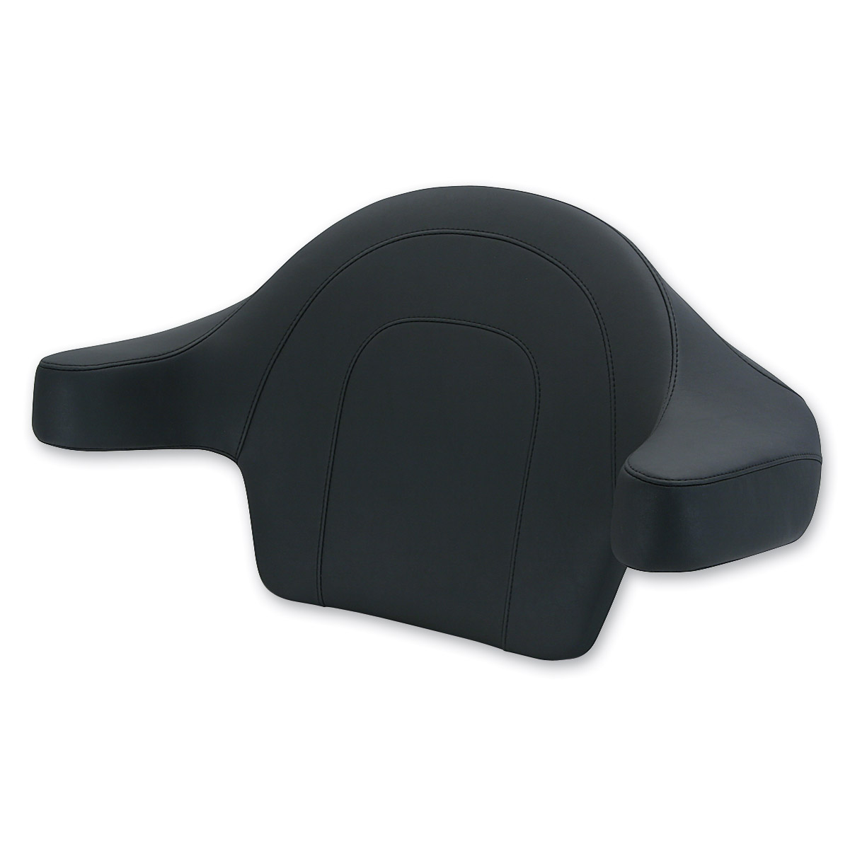Mustang Plain Smooth Extended Arm Wrap-Around Backrest