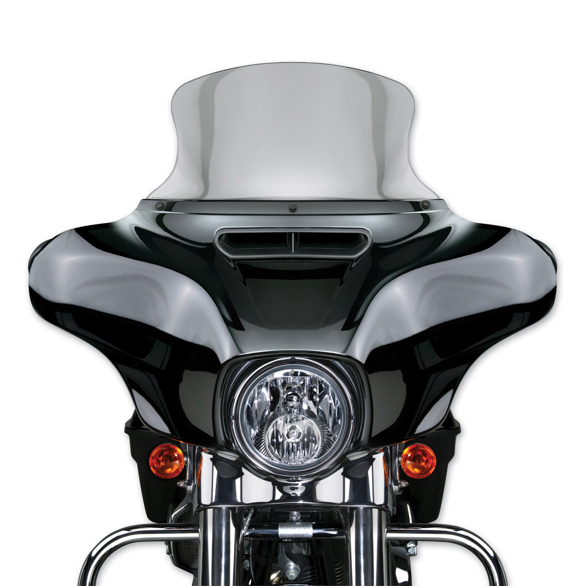 National Cycle VStream 11-1/2″ Clear Windshield