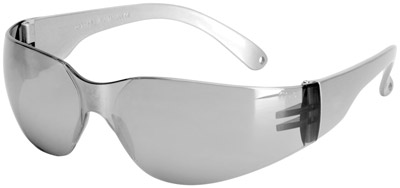 River Road Silver Mirrored Lens Sunglasses