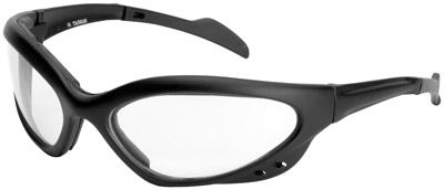 River Road Clear Lens Neptune Sunglasses