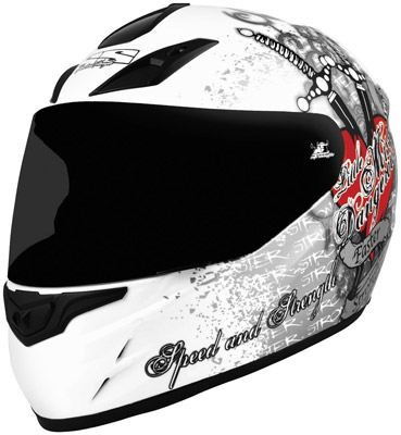 Speed and Strength SS1000 Clear Faceshield