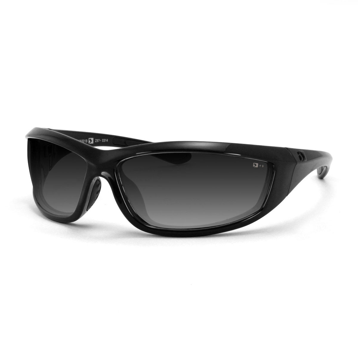 Bobster Charger Sunglasses with Smoke Lenses
