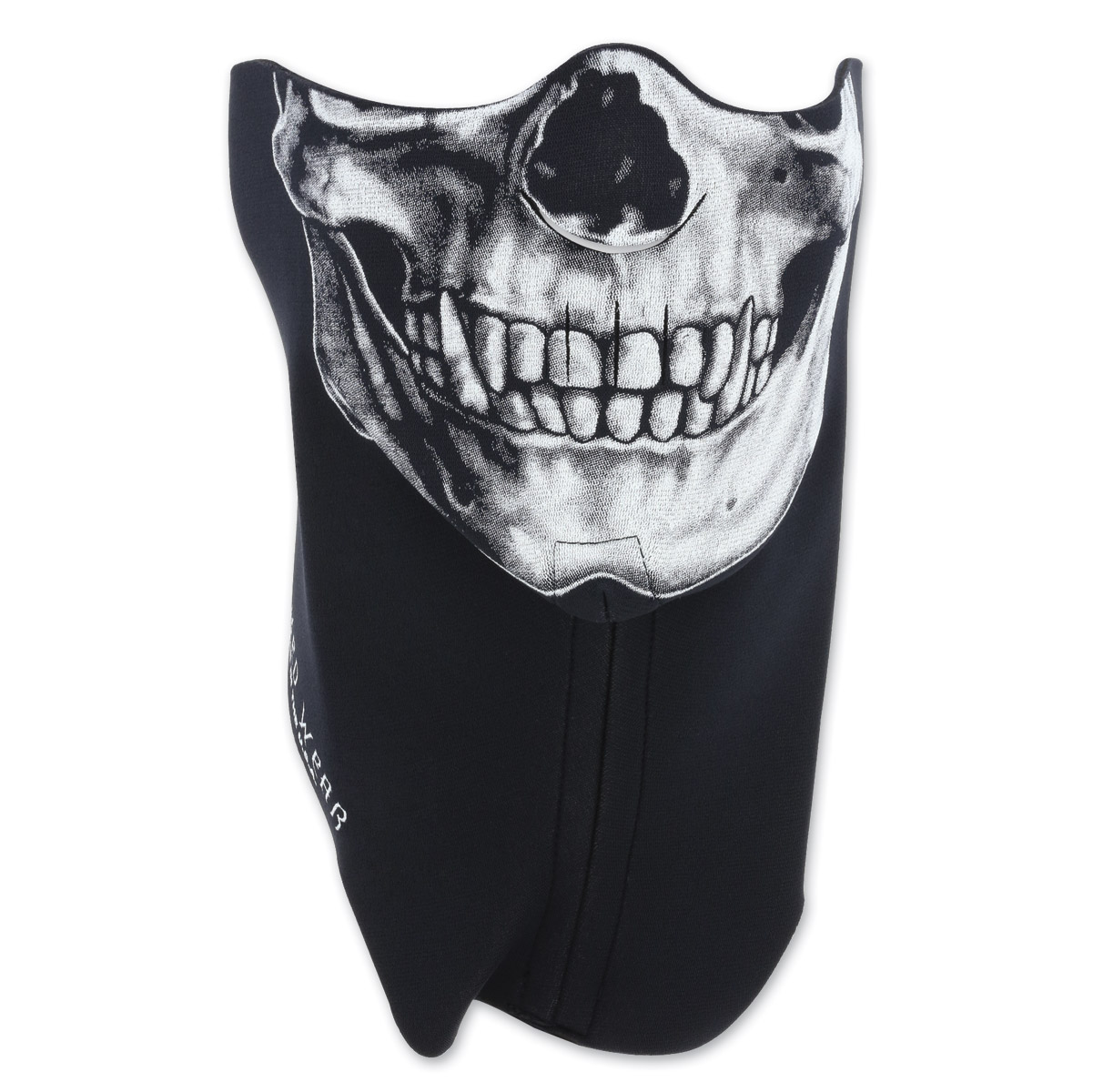 Wicked Wear Half Skull X-tremely Cool Weather Mask