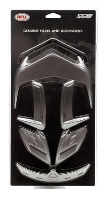 Bell Vent Kit for Star Gloss Black Helmets
