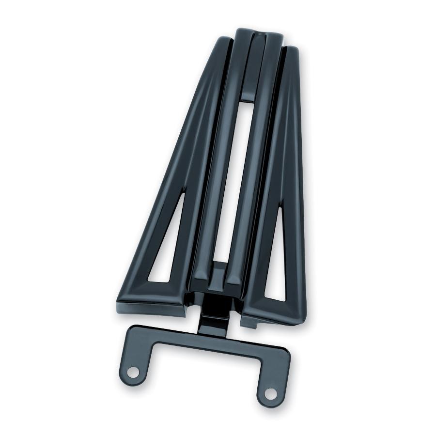 Kuryakyn Precision Gloss Black Upper Frame Cover