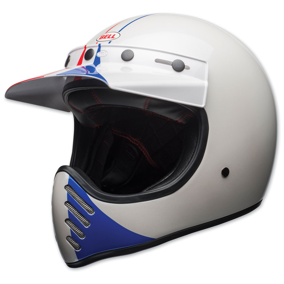 Bell Moto-3 LE Ace Cafe GP 66 Full Face Helmet