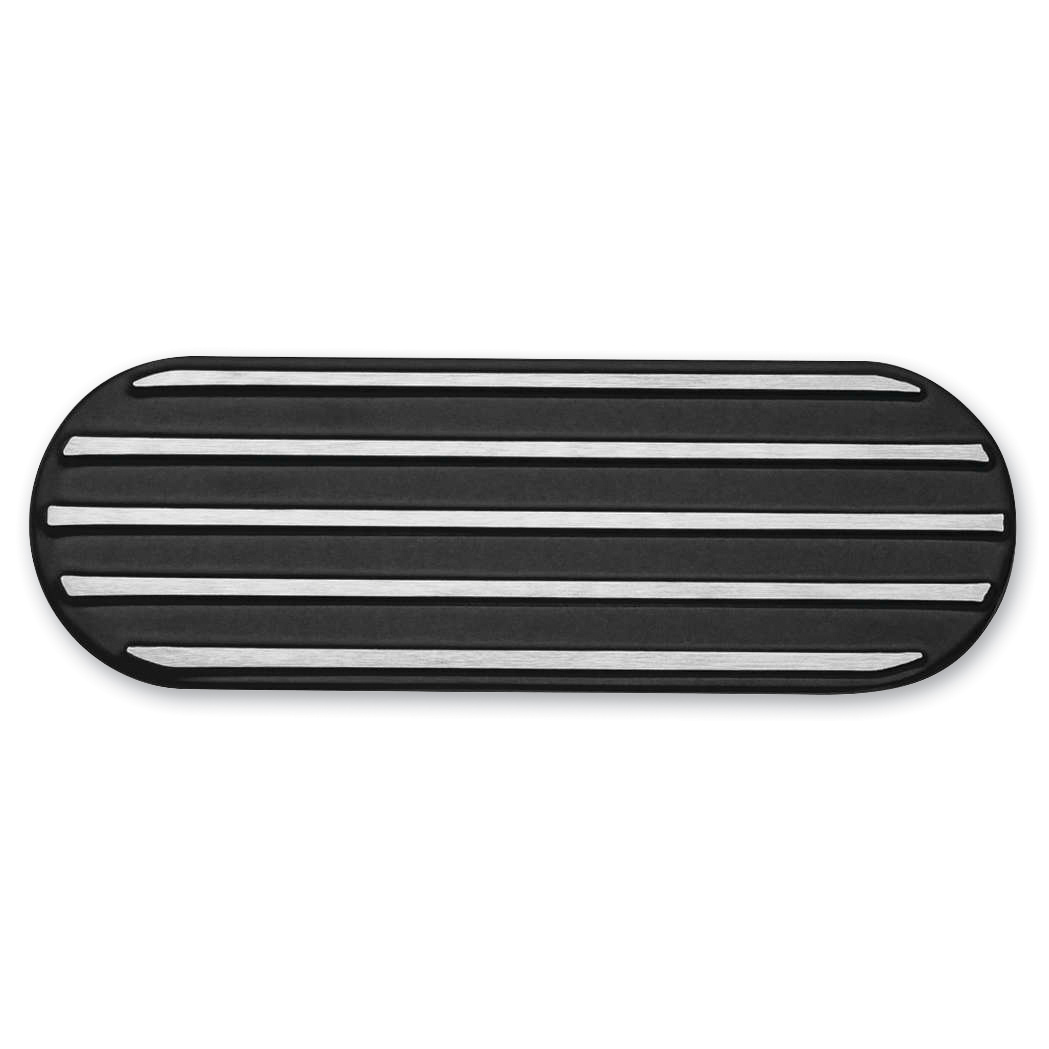 Kuryakyn Black Finned Transmission Cover Accents