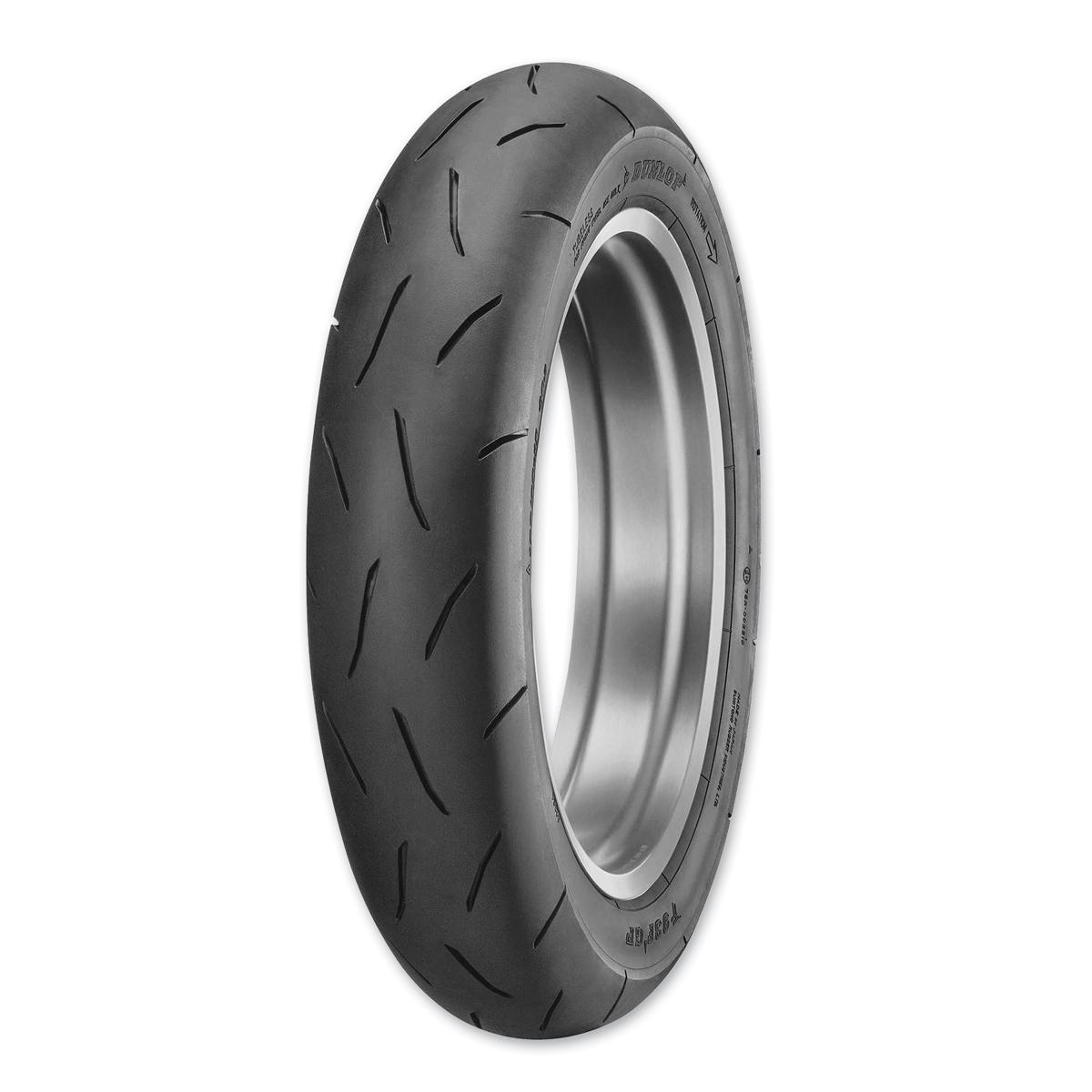 Dunlop TT93 GP Mini Race 100/90-12 Front Tire